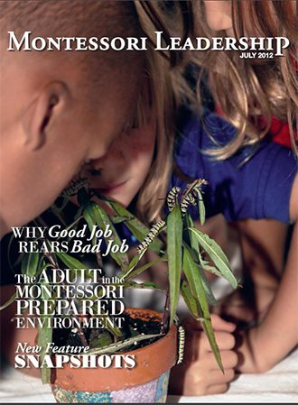 Montessori Leadership Magazine – June 2012