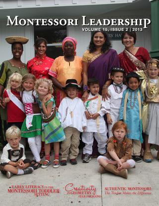 Montessori Leadership Magazine – May 2013