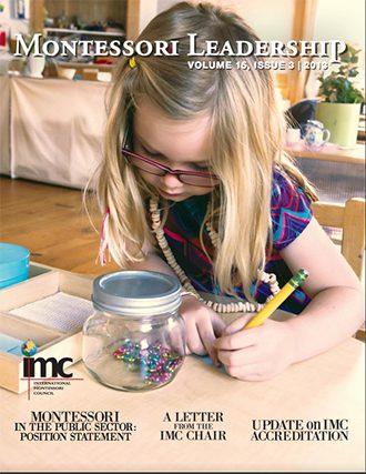Montessori Leadership Magazine – September 2013