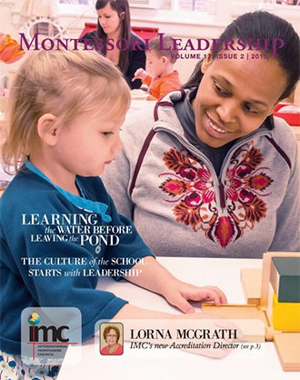 Montessori Leadership / July 2015