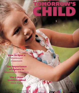 Tomorrow's Child / April 2016