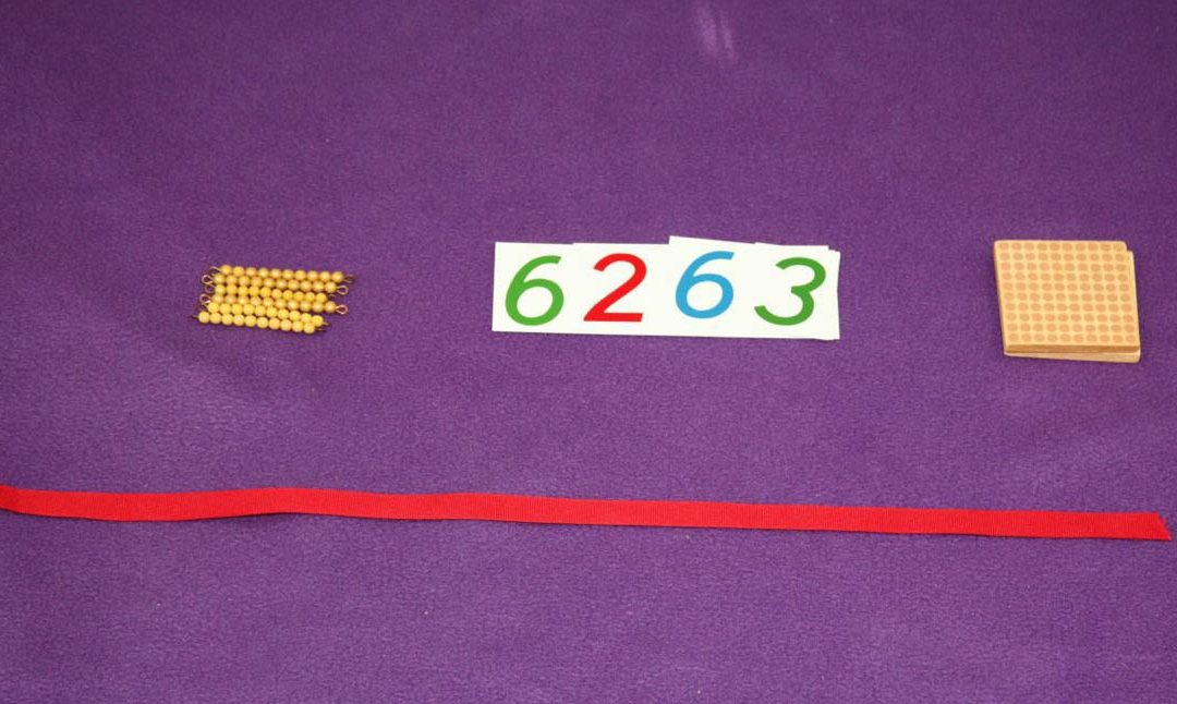 Those Mysterious Montessori Materials:  Golden Beads & the Stamp Game