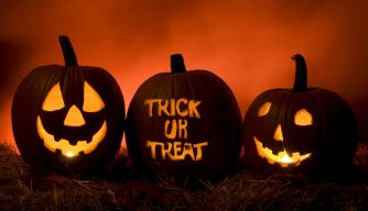 Webinar:  Helping Children with Halloween