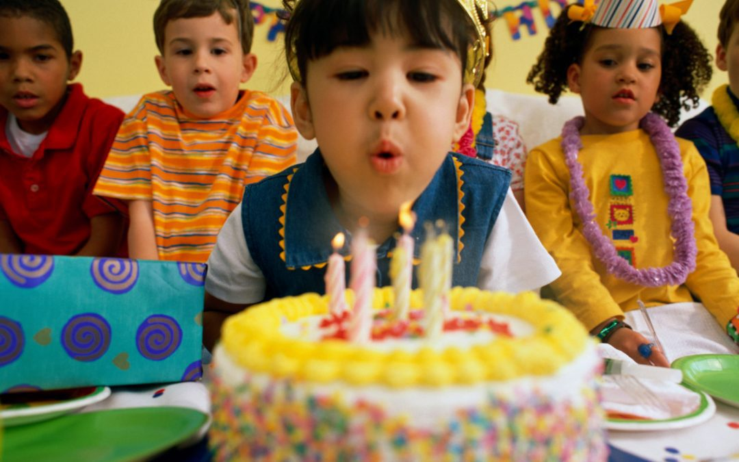 Birthday Parties: Is Bigger Really Better?