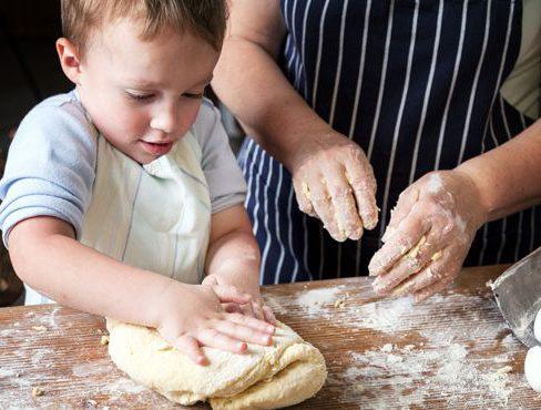 Webinar:  Preparing Food with Toddlers
