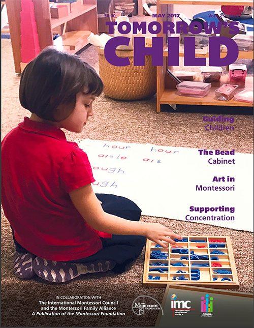 Tomorrow's Child Magazine – May 2017