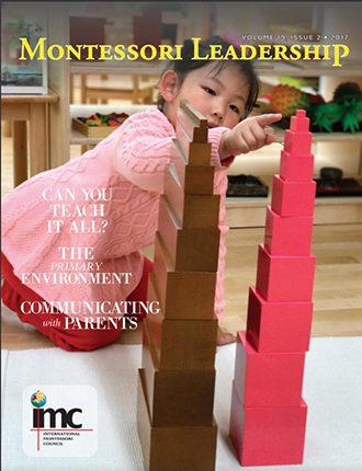 Montessori Leadership / June 2017