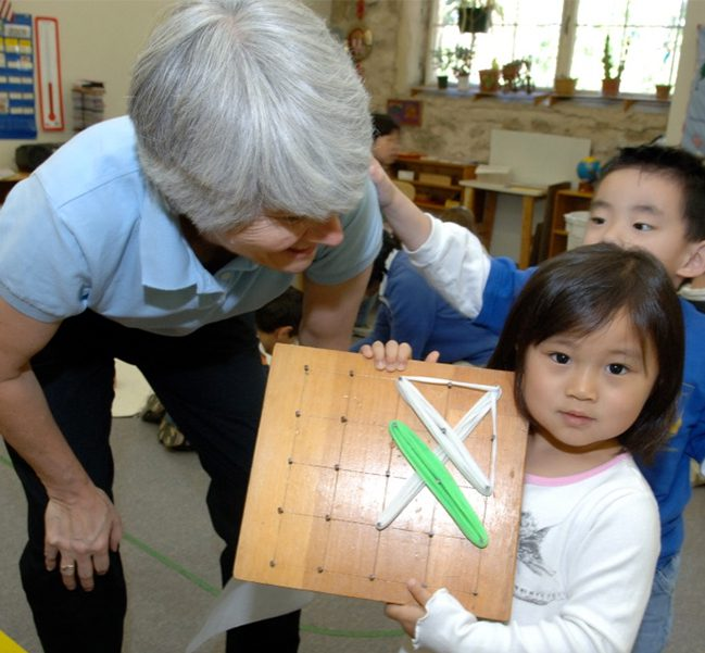 Teach Montessori: An Outreach Campaign to Increase the Number of Montessori Teachers
