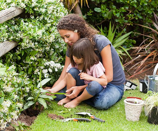 Little Children + Herb Garden Activities = Big Nature Connections
