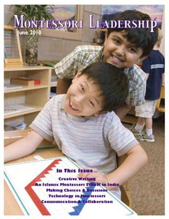 Montessori Leadership Magazine – June 2010
