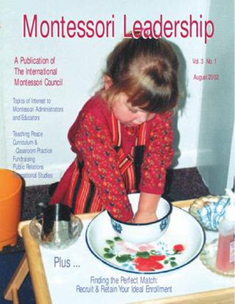 Montessori Leadership Magazine – November 2002
