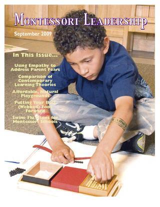Montessori Leadership Magazine – September 2009