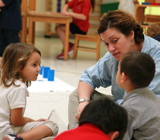 Following the Child Exploring Montessori