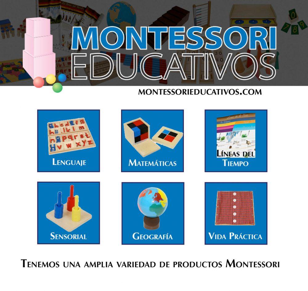 Montessori Educativos