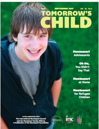 Tomorrow's Child Magazine – September, 2017