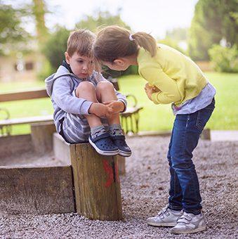 The Generosity of Children