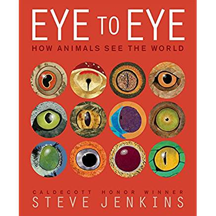 Book Review:  Eye to Eye / How Animals See the World