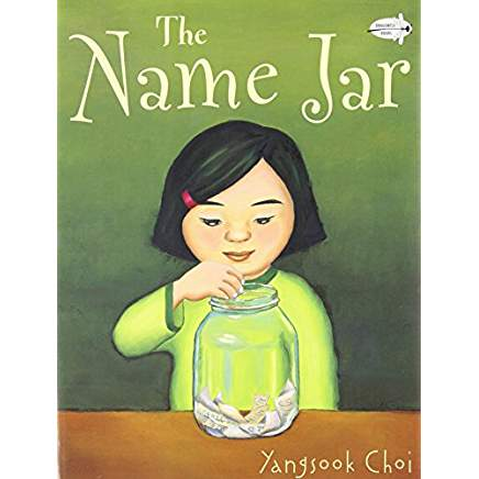 Book Review:  The Name Jar
