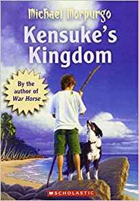 Book Review:  Kensuke's Kingdom