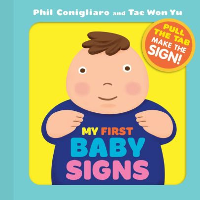 Book Review:  My First Baby Signs