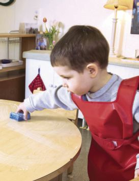 A Tour of a Montessori Classroom: Lessons in Practical Life Skills
