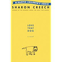 Book Review: Love That Dog