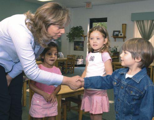 A Tour of a Montessori Classroom: Lessons in Grace, Courtesy, & Community Service