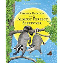 Book Review: Chester Raccoon and the Almost Perfect Sleepover