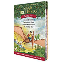 Book Review: Magic Tree House Series