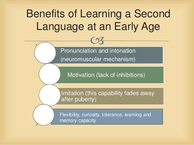 Second Language Goals, Montessori Methods