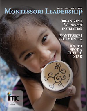 Montessori Leadership Magazine – January, 2018
