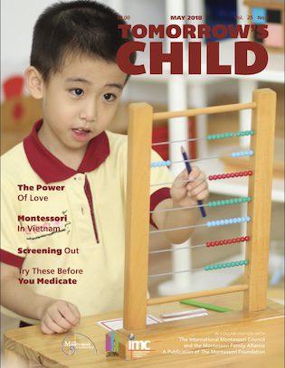 Tomorrow's Child Magazine – May, 2018