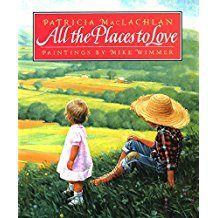 Book Review: All the Places to Love