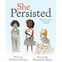 Book Review: She Persisted