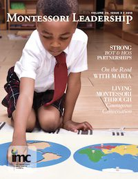 Montessori Leadership Magazine September 2018