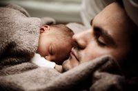 Postpartum Depression  … in Dads