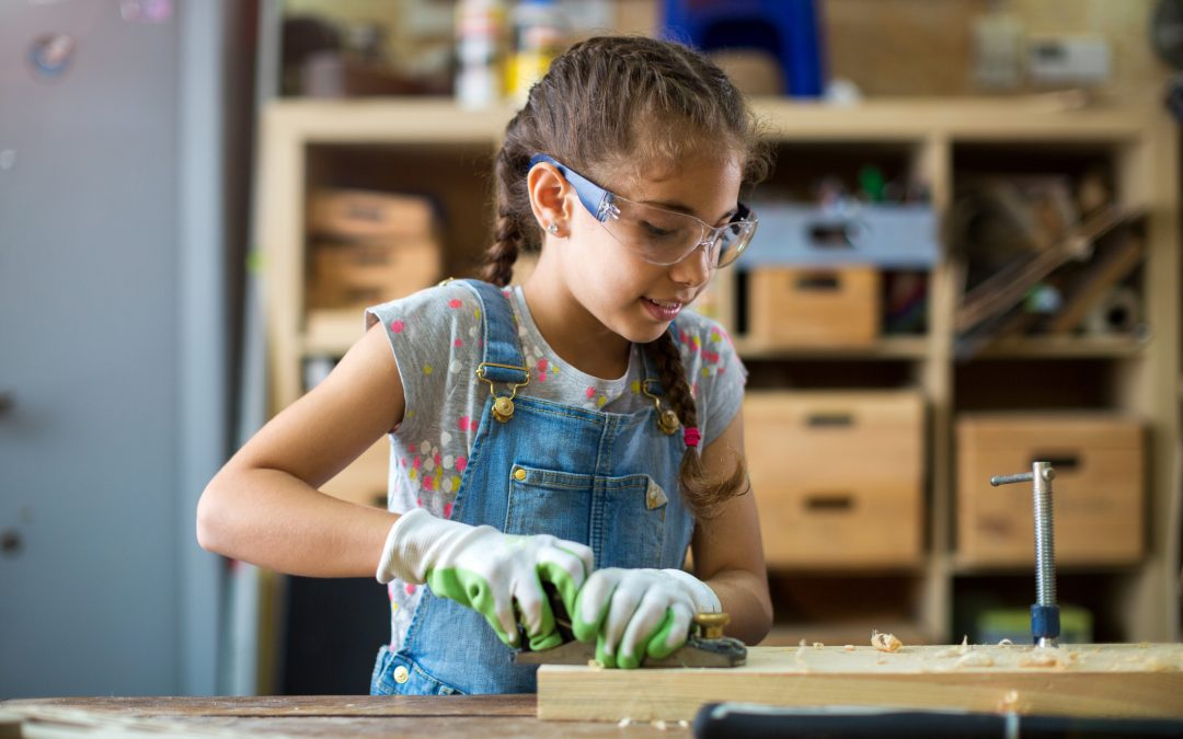 Irresistible Learning: Woodwork in Early Childhood Education