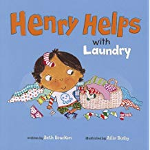 Book Review: Henry Helps with the Laundry