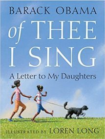 Book Review: Of Thee I Sing: A Letter To My Daughters