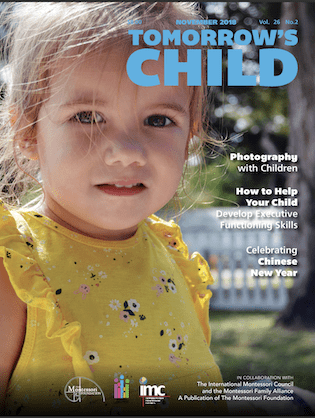 Tomorrow's Child – November 2018