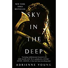 Book Review: Sky in the Deep- By Adrienne Young