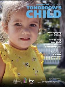 Cover Tomorrow's Child Nov 2018