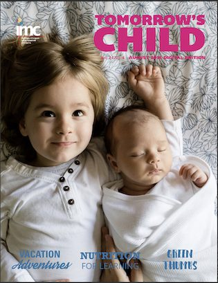 Tomorrow's Child / August 2016