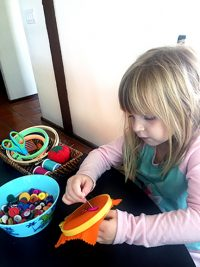 Being A Montessori Parent