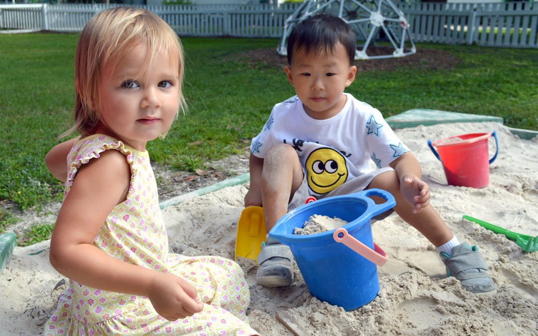 Using he Montessori method To Build The Whole Child