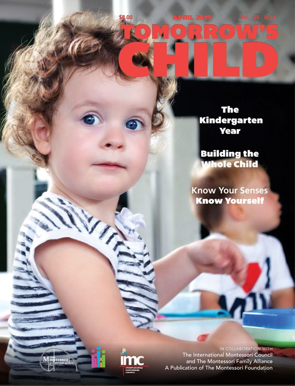 Tomorrow's Child | April 2019