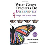 Book Review: What Great Teachers Do Differently- 17 Things That Matter Most