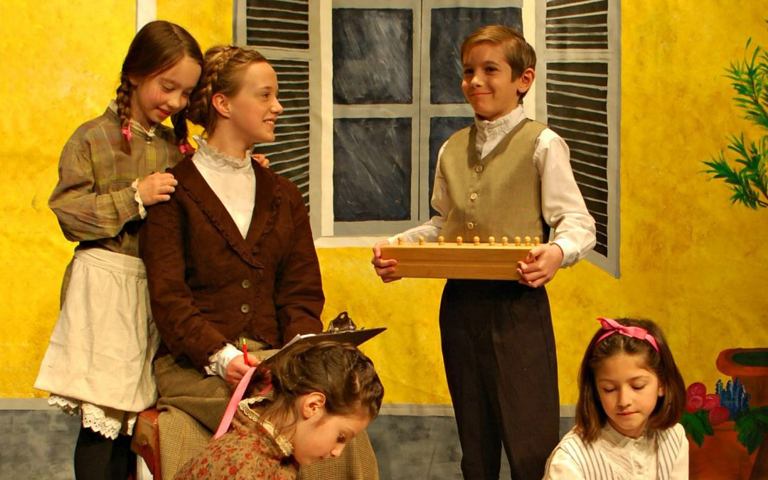 Educate And Inspire With Maria Montessori The Musical