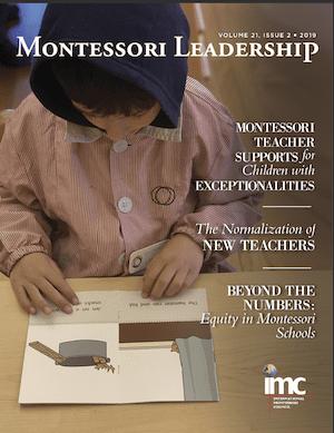Montessori Leadership Magazine – July, 2019