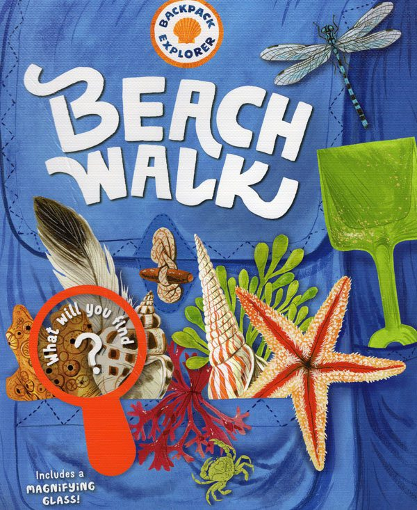 Book Review: Beach Walk